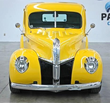 1941 Ford custom pickup truck