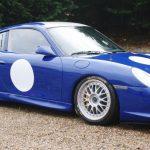 996 Porsche 911 GT3 Cup