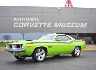 New Year, new exhibits at National Corvette Museum