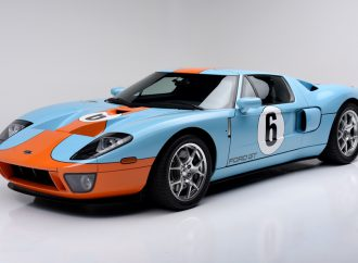 Countdown to Barrett-Jackson Scottsdale: 2006 Ford GT Heritage Edition