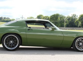 "Countdown to Barrett-Jackson Scottsdale: 1970 Camaro ""Grinch"""