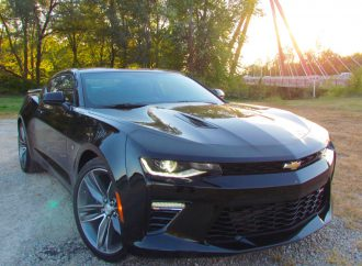 Driven: 2016 Chevrolet Camaro SS and LT