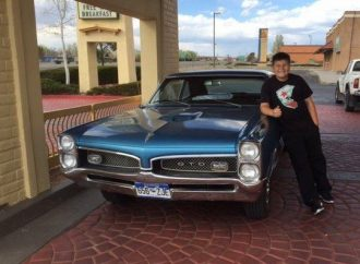 My Classic Car: Barnett's barn-found 1967 Pontiac GTO