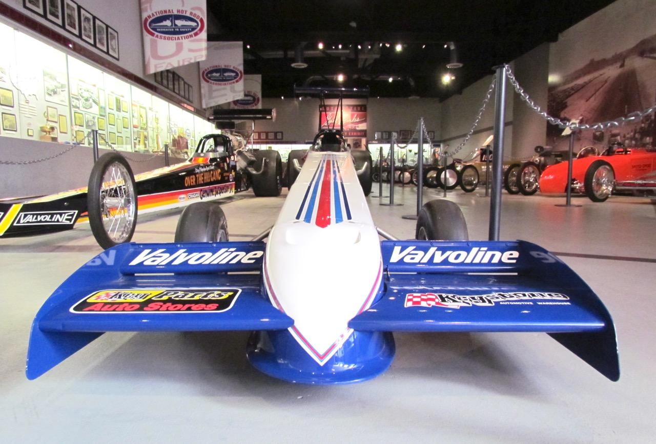 300 mph Top Fuel dragster Joe Amato drove to 1992 NHRA championship | Larry Edsall photos