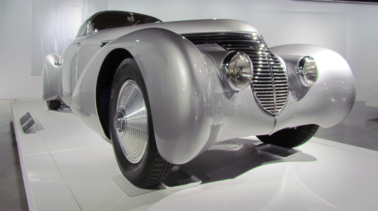 1938 Dubonnet Xenia