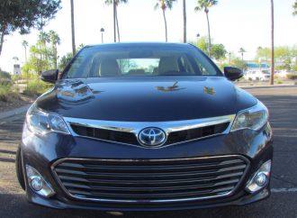 Driven: 2015 Toyota Avalon Hybrid
