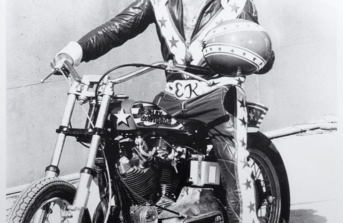 McQueen, Knievel bikes on Bonhams' Las Vegas docket