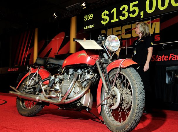 It's 'Bike Week' in Vegas with two major motorcycle auctions