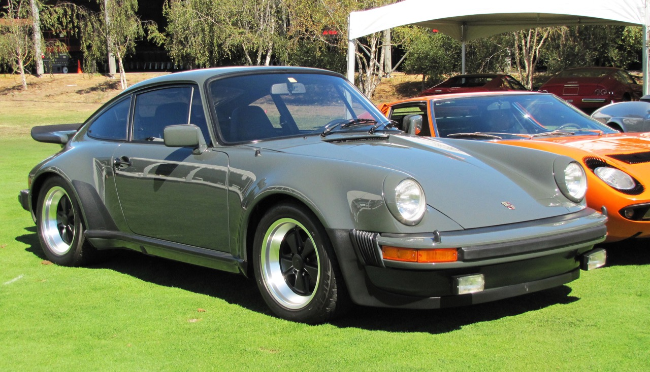 This 1976 Porsche 930 Turbo Carrera once was owned by Steve McQueen | Bob Golfen photo