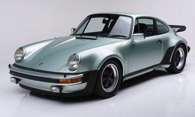 The 1977 Porsche 930 Turbo is a high-performance favorite