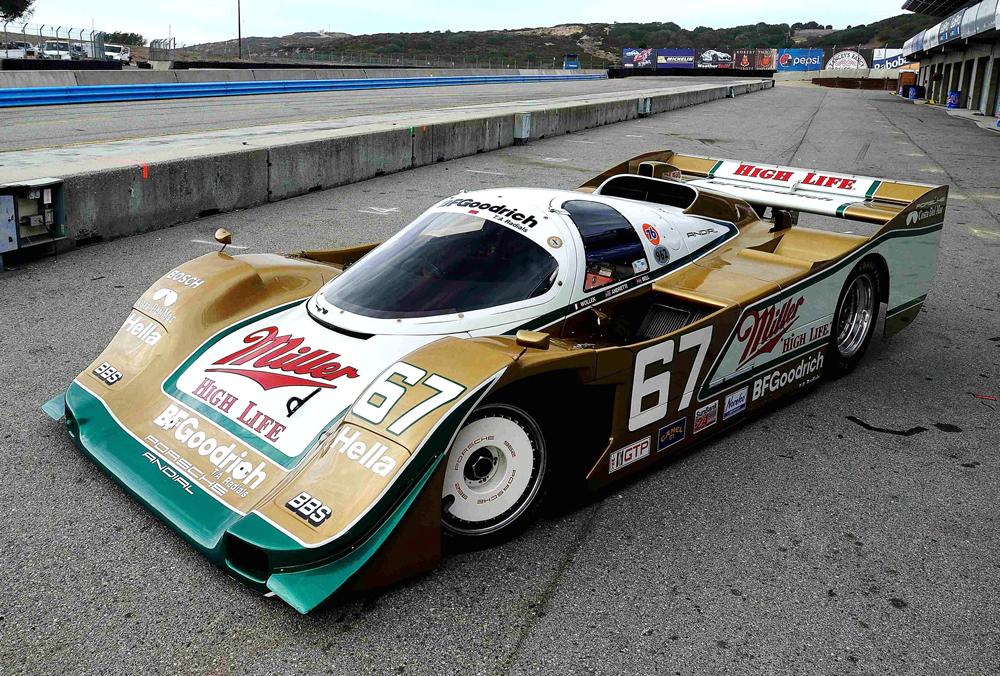 Daytona-winning Porsche 962 slated for Mecum Kissimmee sale ...