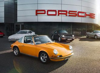 Porsche opens first Classic Center with 100 more planned