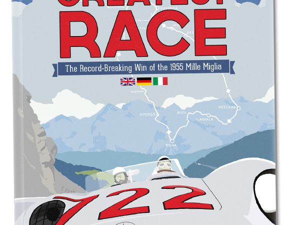 A story (for all ages) about The Greatest Race