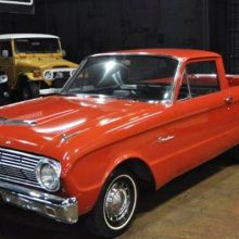 1960 Ford Falcon Ranchero