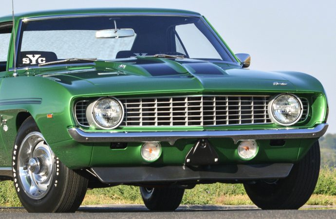 Famed muscle-car collection ready to roar at Mecum auction