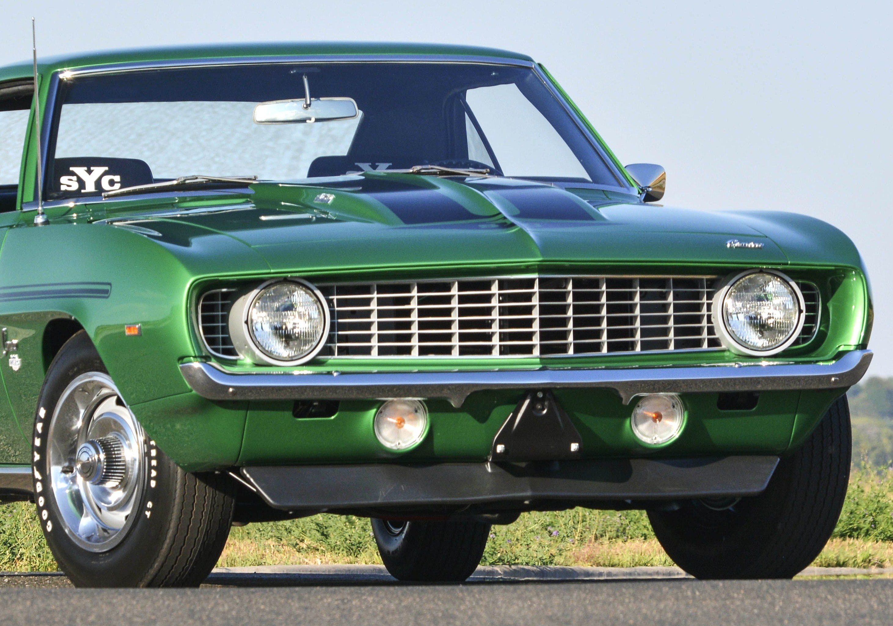 Famed muscle-car collection ready to roar at Mecum auction ...