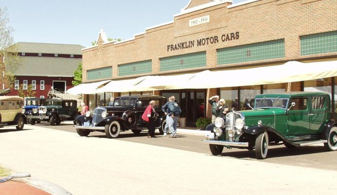 Holiday celebrations at automotive museums this weekend