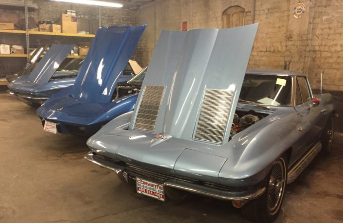 Leake lands Corvette collection to offer at no reserve at OKC sale