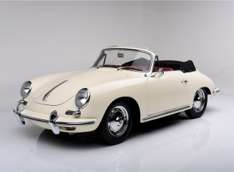Countdown to Barrett-Jackson Scottsdale 2016: 1962 Porsche 356 Super 90 Cab