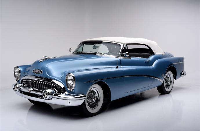 Countdown to Barrett-Jackson Scottsdale 2016: 1953 Buick Skylark