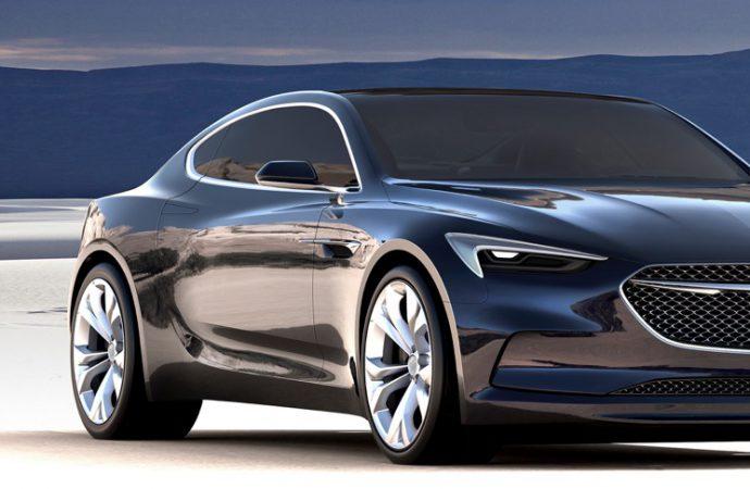 Buick celebrates performance heritage with new Avista concept