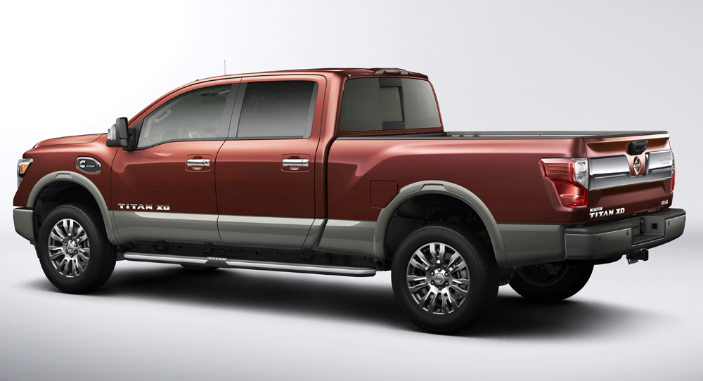 he Nissan Titan XD targets a unique position in the truck market | Nissan