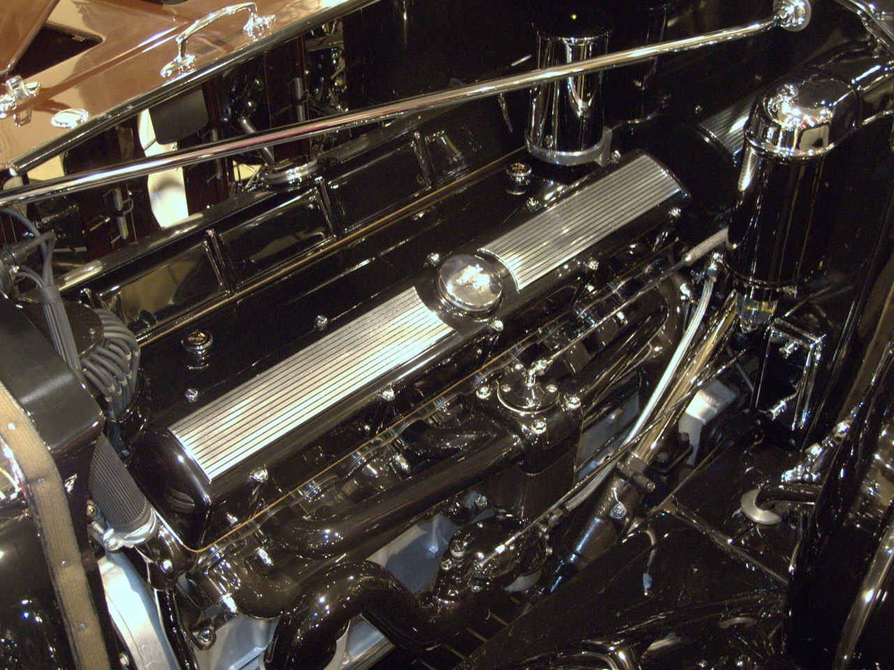 First-generation 1931 Cadillac V16