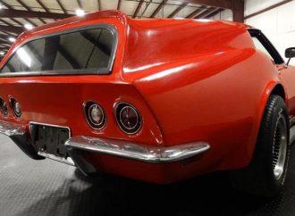 1969 Chevrolet Corvette Sportwagon