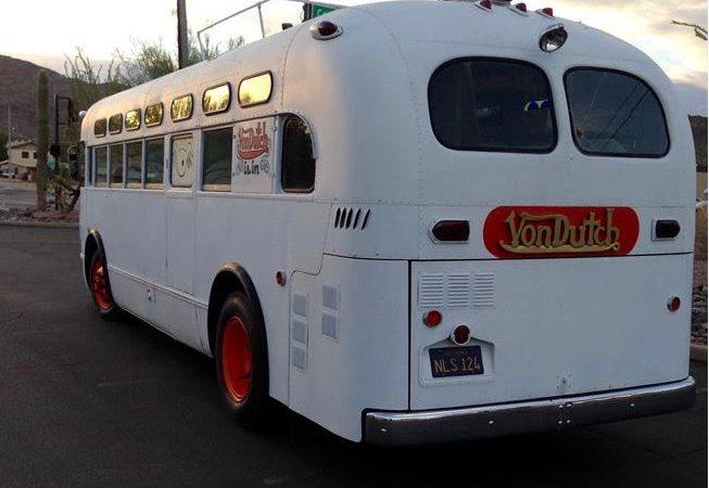 1950 Von Dutch Bus