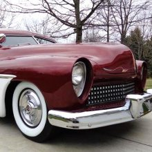 1949 Mercury custom coupe