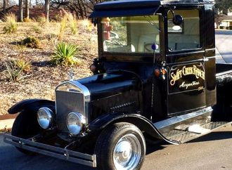 1924 Ford Model T custom pickup