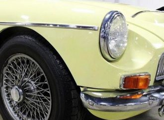 1968 MGC roadster