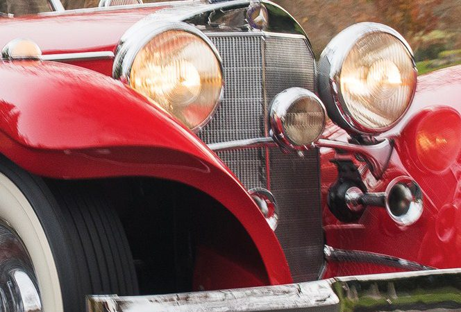 Mercedes-Benz 540 K Special Roadster could fetch record high price for Arizona auctions