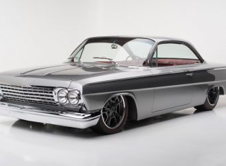 Countdown to Barrett-Jackson Scottsdale 2016: 1962 Chevrolet Bel Air Custom Bubbletop
