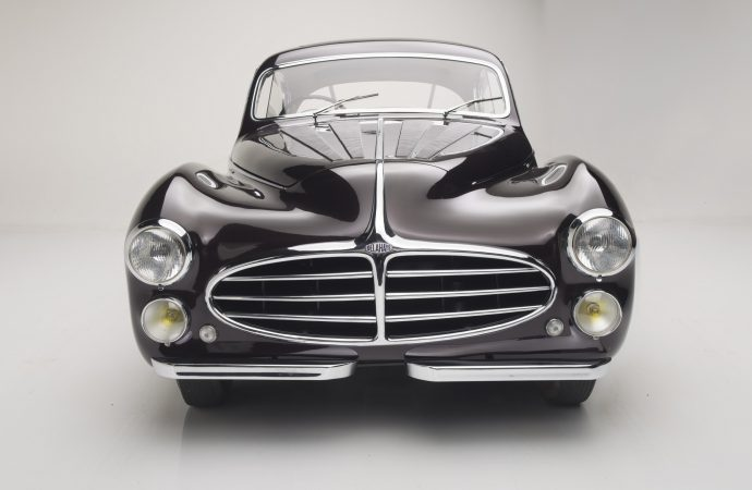 Countdown to Barrett-Jackson Scottsdale 2016: 1953 Delahaye 235