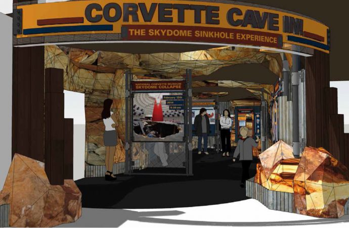 Corvette museum's new Skydome experience opens February 12