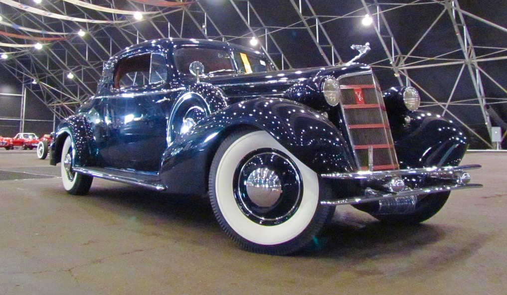 Nellie Jackson's 1934 Cadillac returns to Barrett-Jackson for 2016 Scottsdale auction | Larry Edsall photos