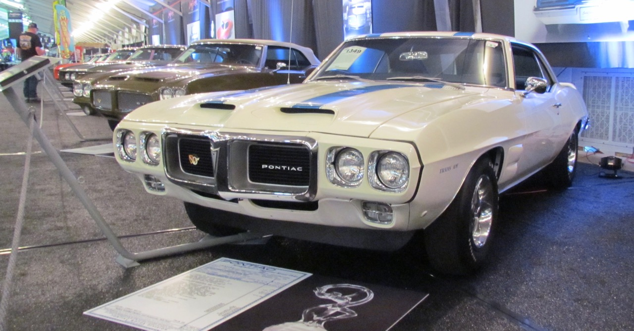 It\'s year of the muscle car at Arizona auctions, expert predicts ...