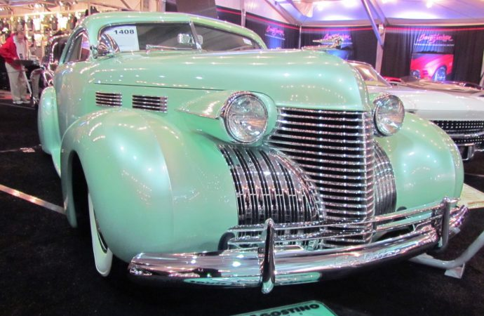 Larry's likes at Barrett-Jackson's Scottsdale auction