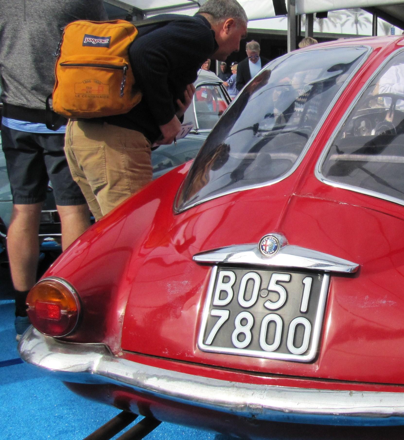Sale of unique Alfa Romeo Buano coupe in Scottsdale refocuses ...