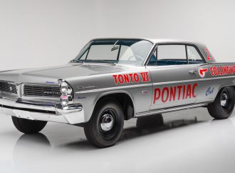 Countdown to Barrett-Jackson Scottsdale 2016: 1963 Pontiac Catalina 'Swiss Cheese'