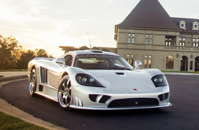 Countdown to Barrett-Jackson Scottsdale 2016: 2003 Saleen S7