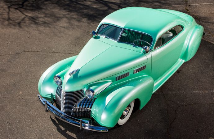 Countdown to Barrett-Jackson Scottsdale 2016: 1940 Cadillac Series 62 'Sophia'