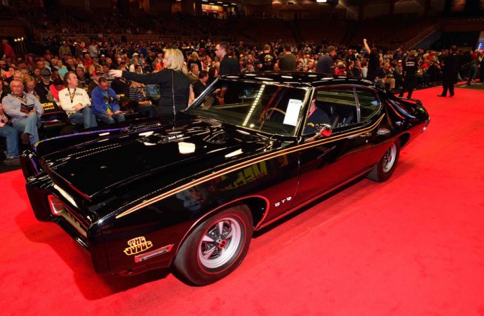 GTO Judge tops day, cracks top 10 at Mecum Kissimmee