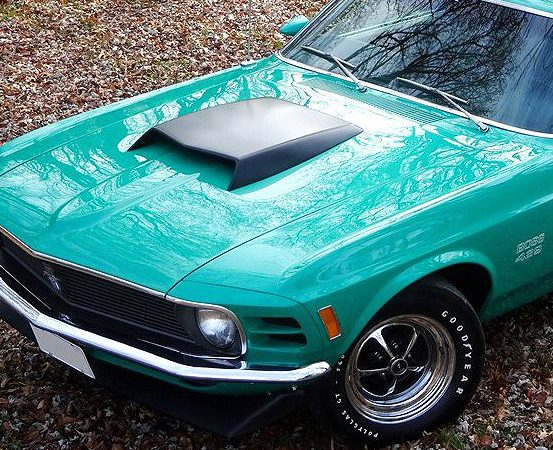 Three mighty Mustang Boss 429s heading to Barrett-Jackson