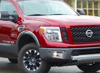 Driven: 2016 Nissan Titan XD pickup