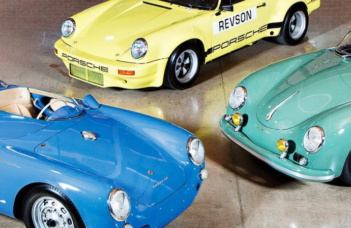 Breaking News: Jerry Seinfeld collection of Porsches to star at Gooding's Amelia Island auction