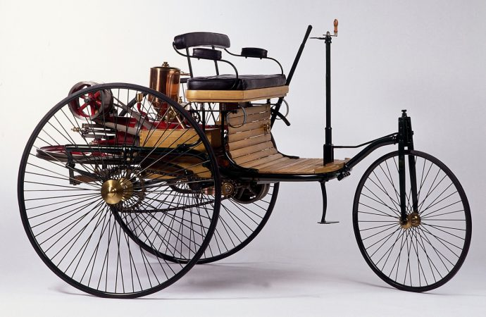 Today is the automobile's 130th birthday
