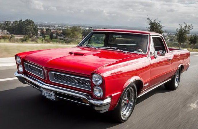 1965 Pontiac 'Chief Camino' custom