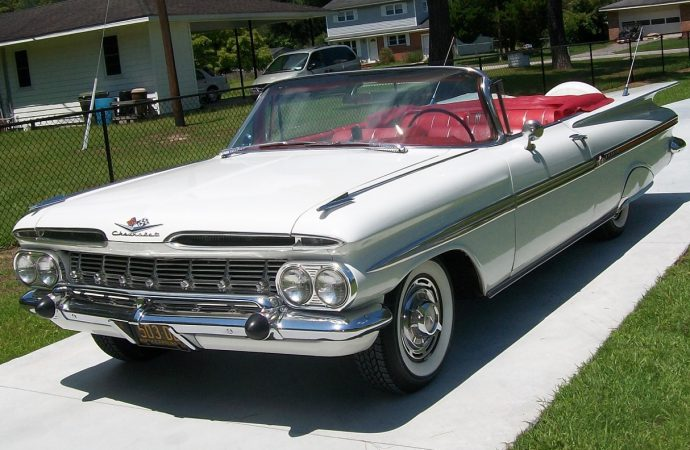 My Classic Car: Bob's 1959 Chevrolet